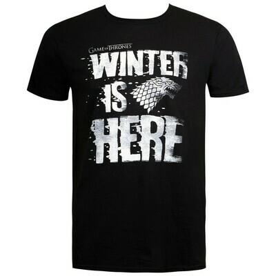 GOT Winter Is Here Tee