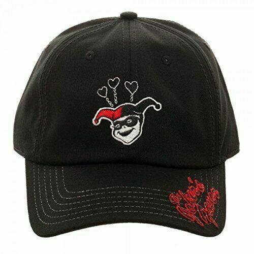 Harley Quinn Dad Hat