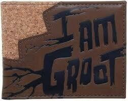 I Am Groot Wallet