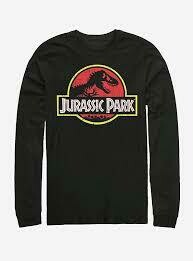 Jurassic Park Long Sleeve