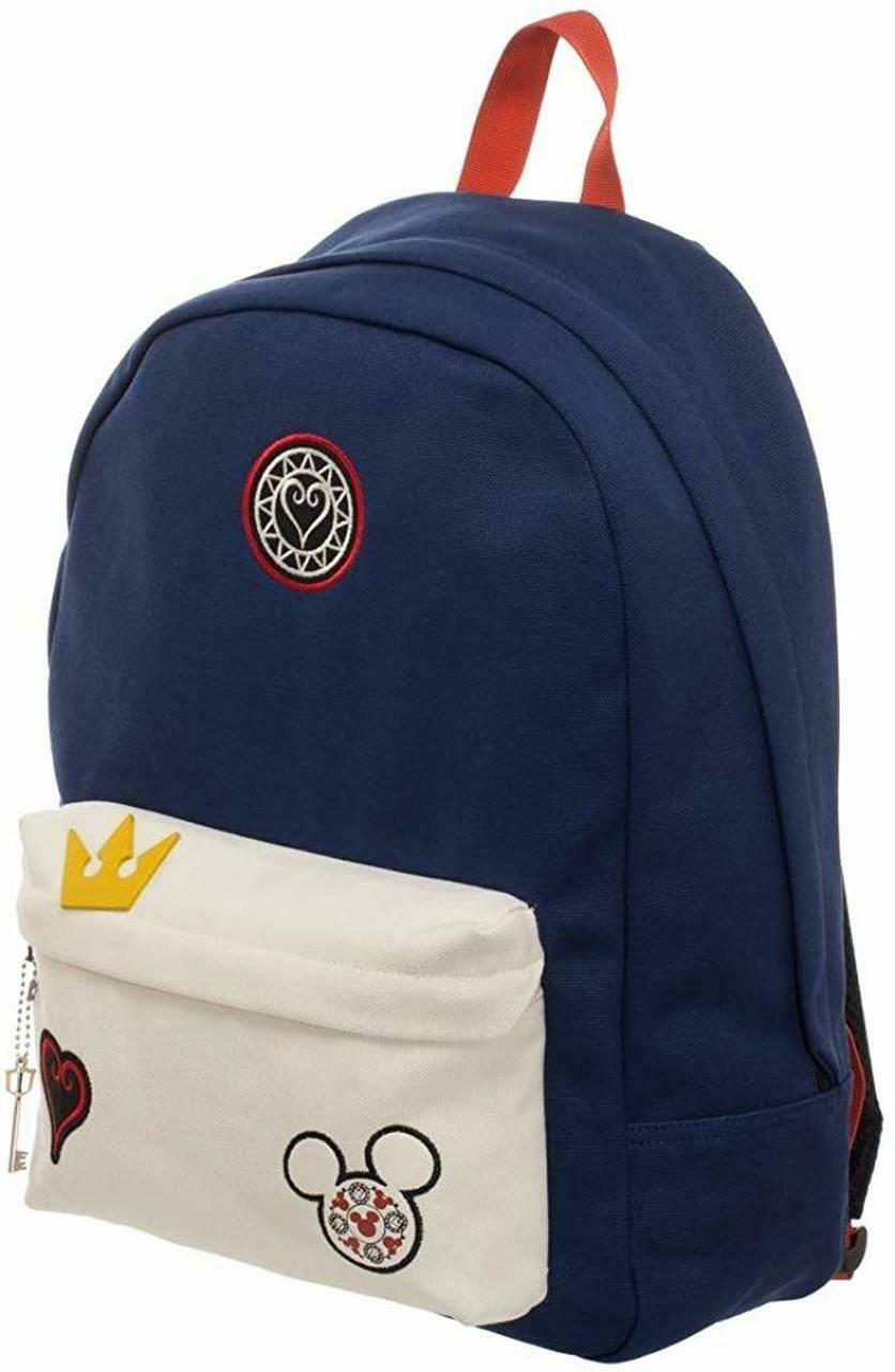 Kingdom Hearts Patch Bag