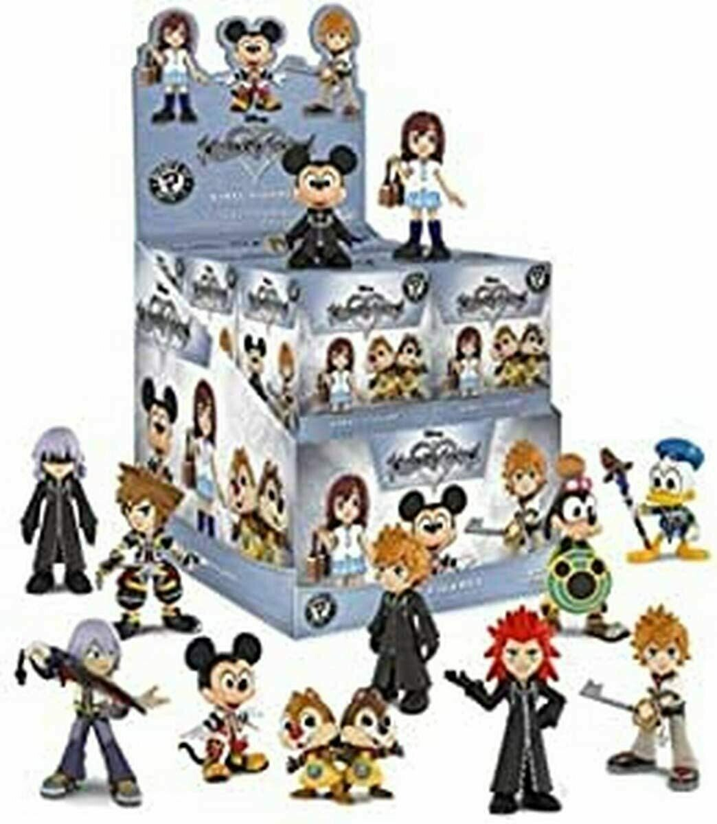 Kingdom Hearts Blind Box