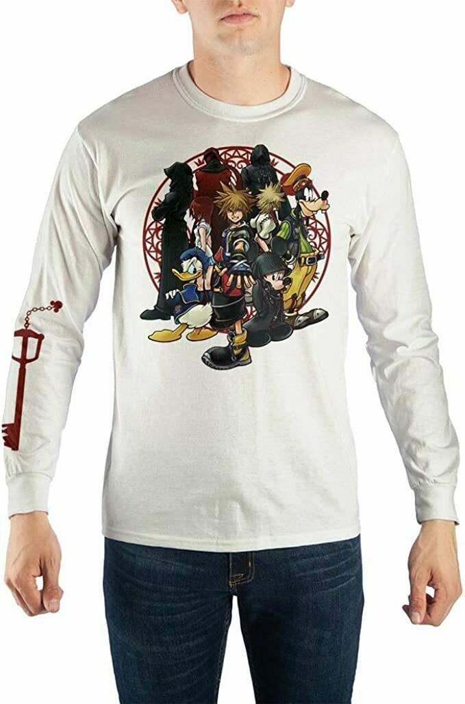 Kingdom Hearts Longsleeve