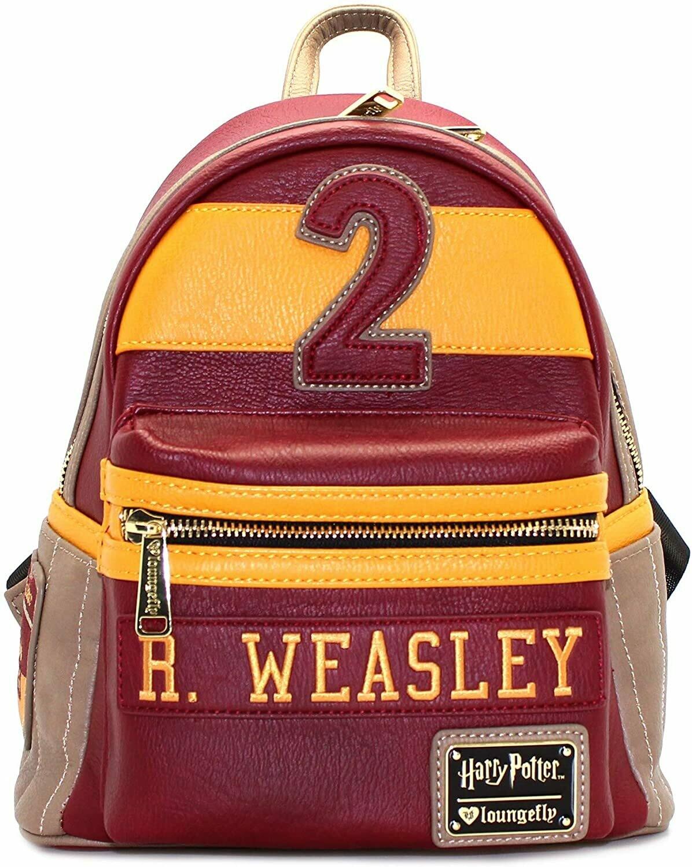 Loungefly Harry Potter Weasley Gryffindor Mini Backpack