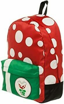 Mario Mushroom Backpack