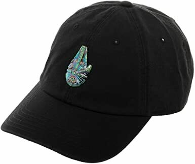 Millineum Falcon Star Wars Dad Hat