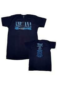 Nirvana Nevermind Album Tee