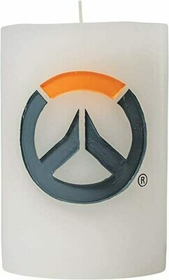 Overwatch Insignia Candle