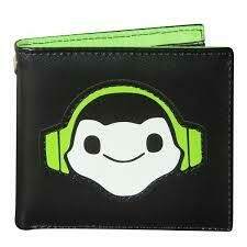 Overwatch Lucio Bi-fold Graphic Wallet
