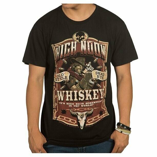 Overwatch High Noon Whiskey Premium Tee