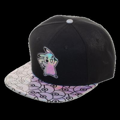 Pikachu Iridecent Snapback