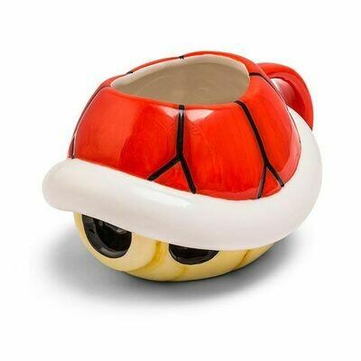 Red Shell Mario Mug