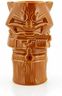 Rocket Raccoon Geeki Tiki Mug