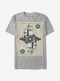 Star Wars Playing Card Tee