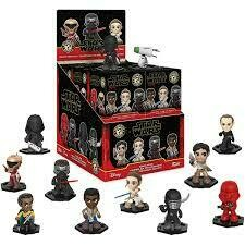 Star Wars Rise Of Skywalker Mystery Minis
