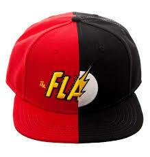 The Flash Split Snapback