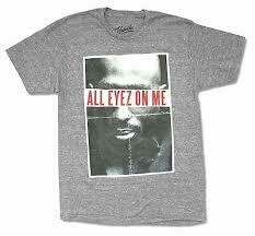 All Eyez On Me Tupac Tee