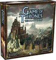 A Game Of Thrones Boardgame 2nd