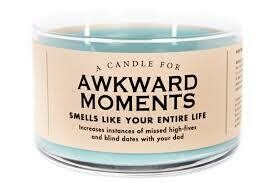 Awkward Moments Candle