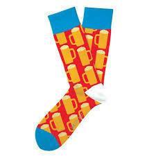 Bottoms Up Socks