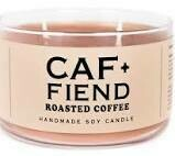 CAF + FIEND Candle