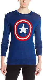 Captain America Sweater