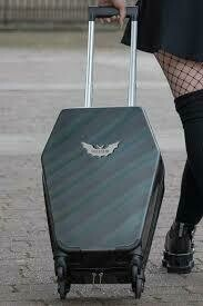 Casket Carry Case Holographic