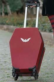 Casket Carry Case Blood