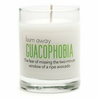 Guacophobia Candle