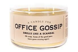 Office Gossip Candle