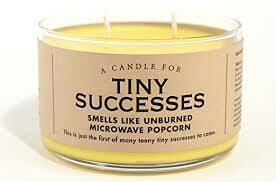 Tiny Successes Candle