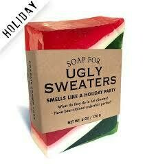 Ugly Sweaters Soap