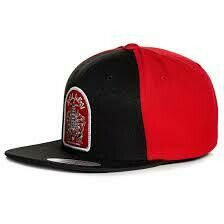 Sting Snapback Black/Red