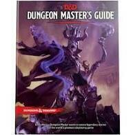 Dungeons And Dragons RPG: Dungeon Master Guide