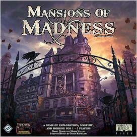 Mansions Of Madness 2nd Editon