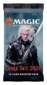 Magic The Gathering CCG: Core Set 2020 Booster