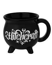 Witchcraft Cauldron Mug