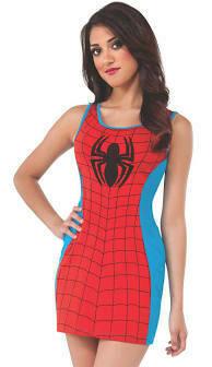 Spiderman Dress