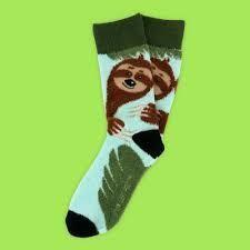 Sloth Super Soft Socks
