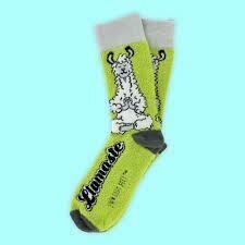Llama Super Soft Socks