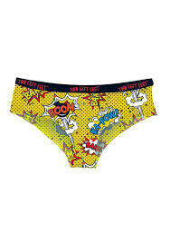 Comicon Womens Underwear