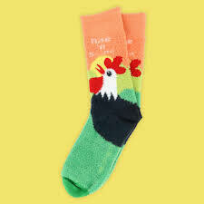 Rise N Shine Super Soft Socks