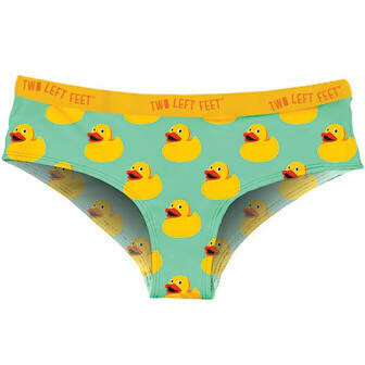 Sitting Duck Womens Underwear