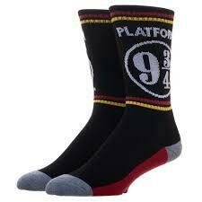 Platform 9 3/4 Crew Socks