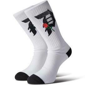Rosebud Sock