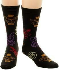 FNAF Crew Socks