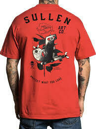 Love Machine Sullen Tee