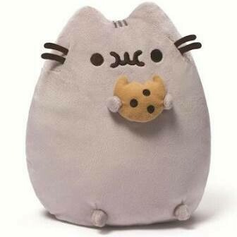 Pusheen Cookie