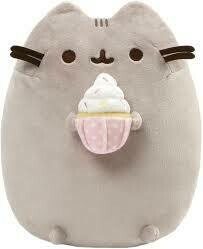 Cupcake Pusheen Plush Toy