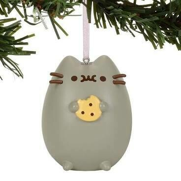 Pusheen Cookie Ornament